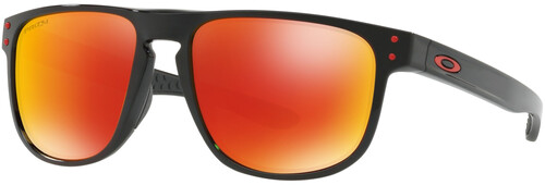 Oakley Holston Sunglasses Polished Black/Prizm Ruby Polarized 2018 Sonnenbrillen ZmAvYgoBQ